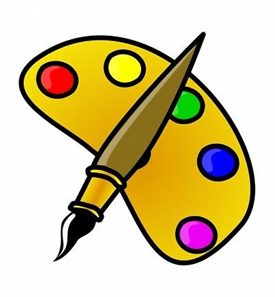 Paint Brush Clip Art Png | Clipart Panda - Free Clipart Images