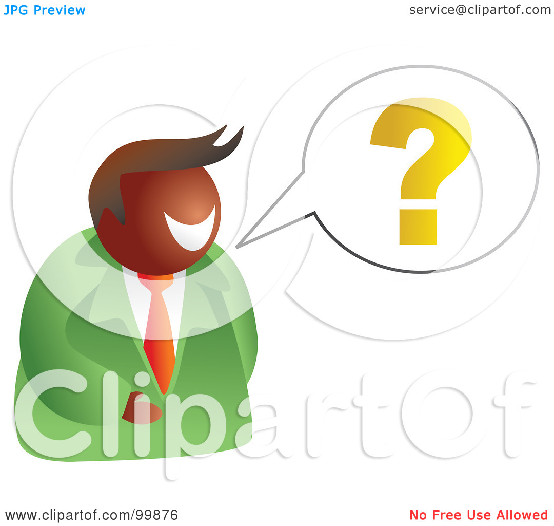 asking question clipart - photo #26