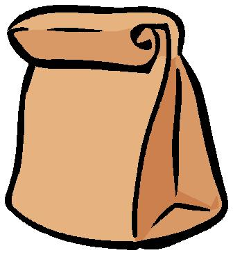 clip art of a brown bag clipart panda free clipart images rh clipartpanda com bug clipart big clip art in black and white