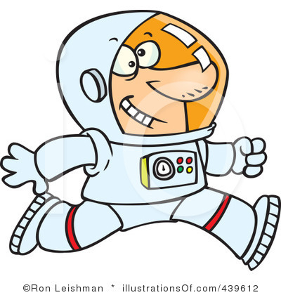 RF) Astronaut Clipart | Clipart Panda - Free Clipart Images
