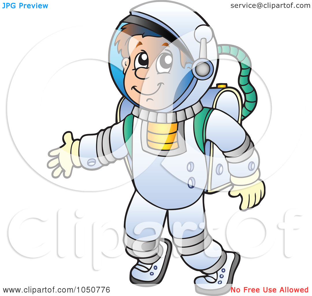 astronaut floating in space clipart - photo #26