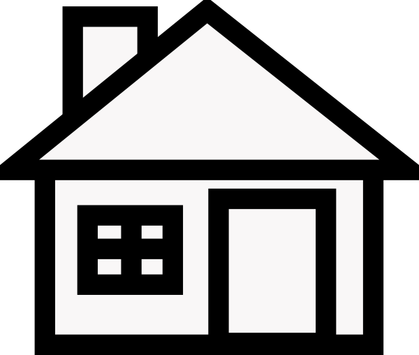 Line Drawing Of Your House : Attic clipart panda free images
