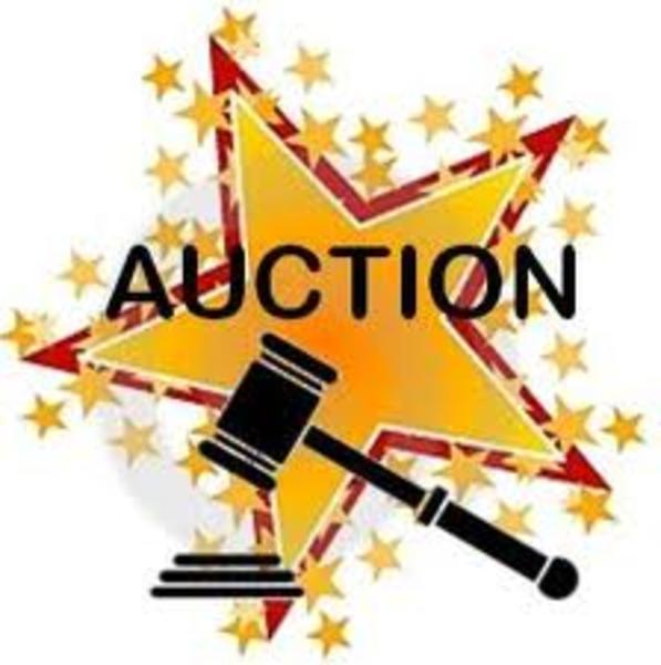 One Line Art Action : Auction clip art cliparts