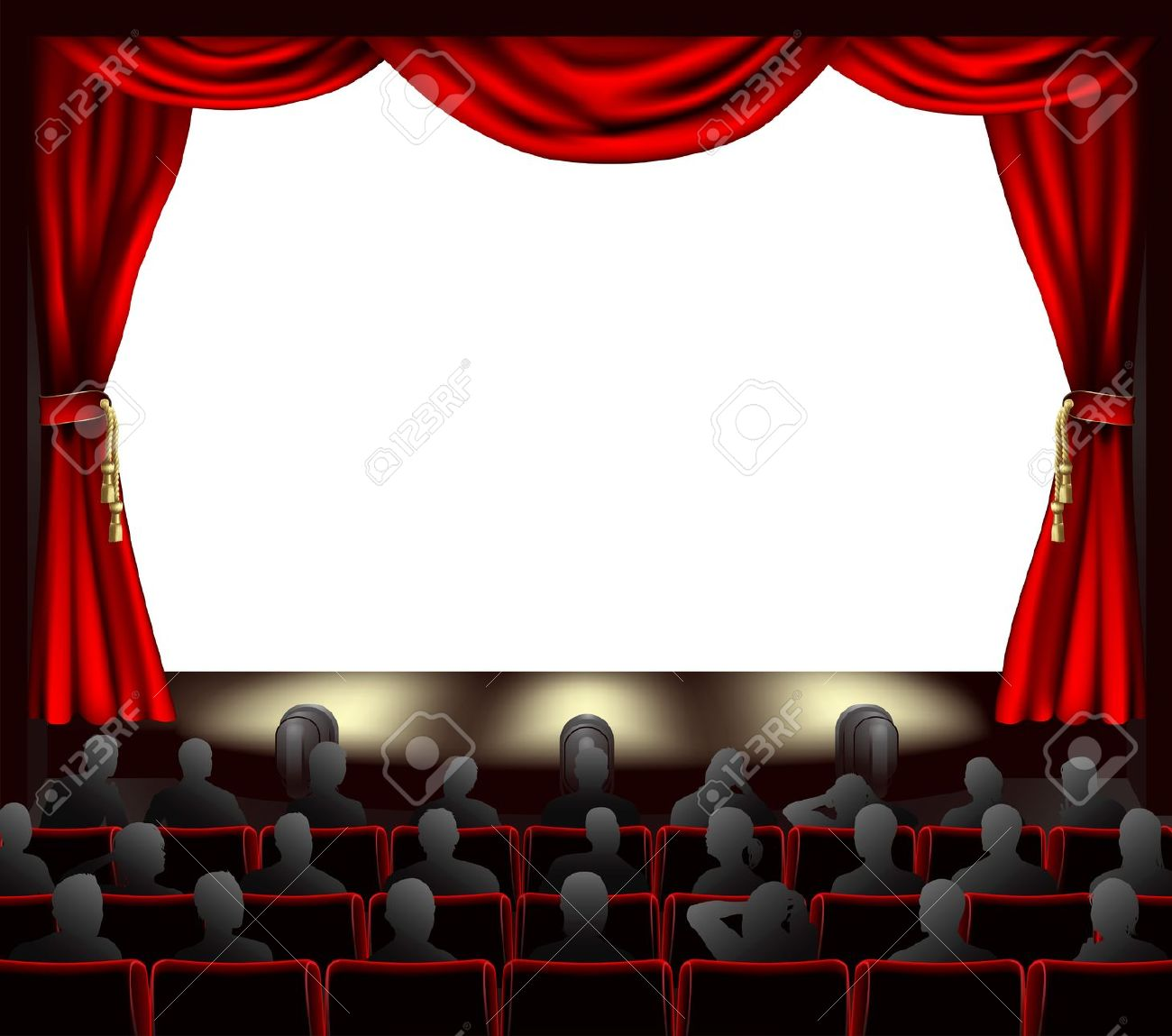 Audience Clip Art Free Clipart Panda Free Clipart Images
