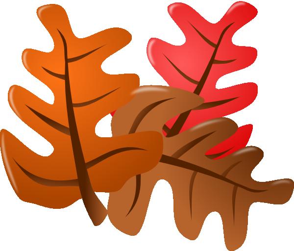 Clip Art Of Leaves For Fall