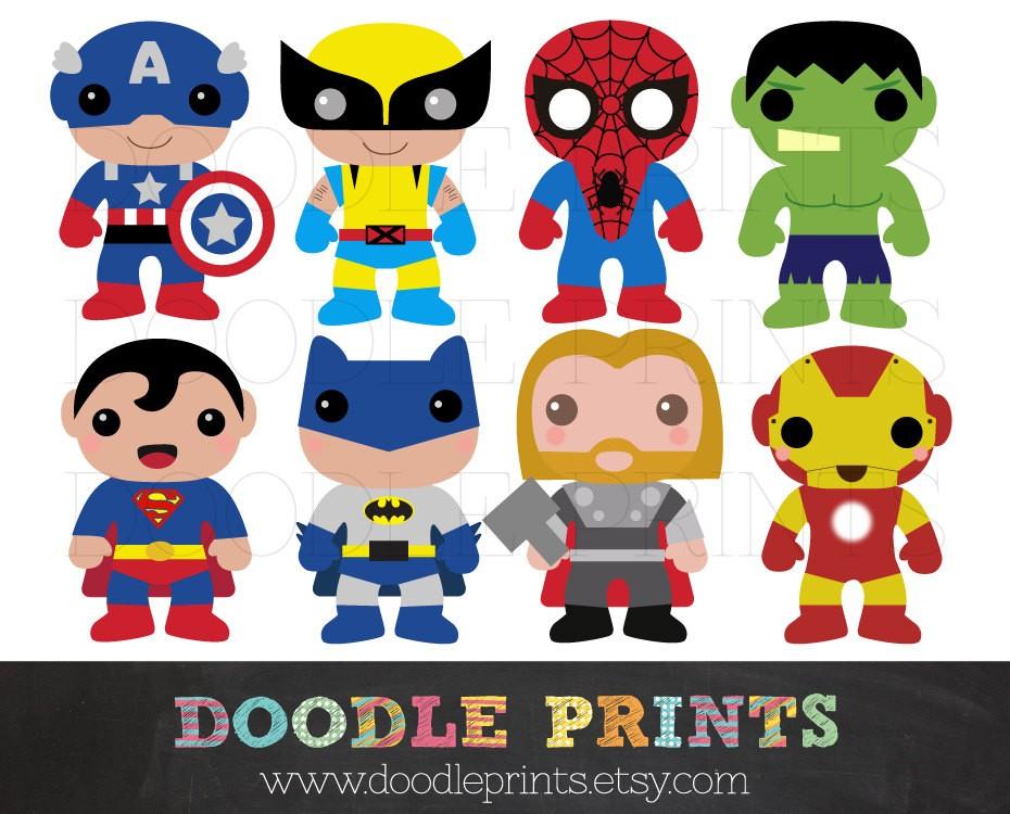 Avengers Clip Art Clipart Panda