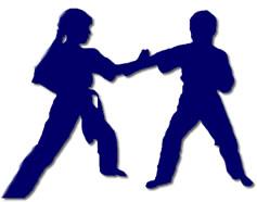 Avoidance Clipa... Clip Art Of Karate