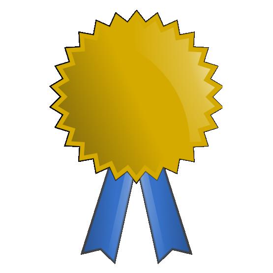 Gold Award Ribbon Clipart Clipart Panda Free Clipart