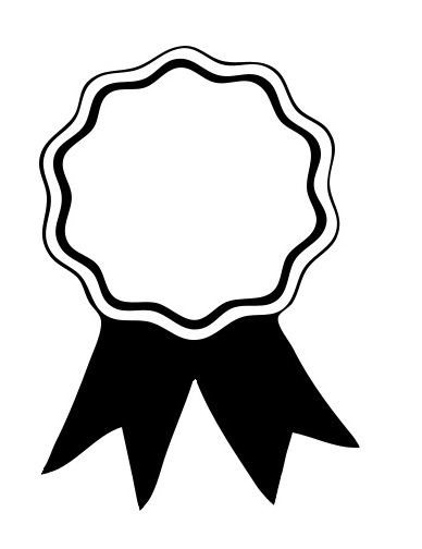 photograph relating to Printable Ribbon named Award Ribbon Printable Clipart Panda - No cost Clipart Shots