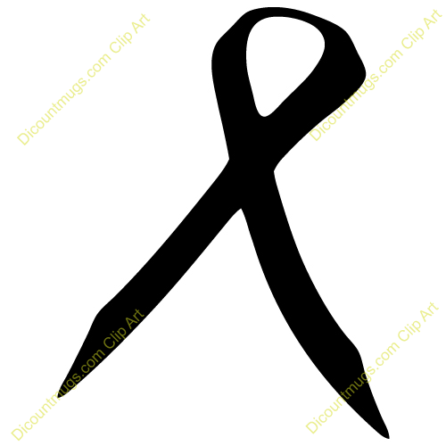 Clip Art Cancer Ribbon Clipart awareness ribbon clipart panda free images