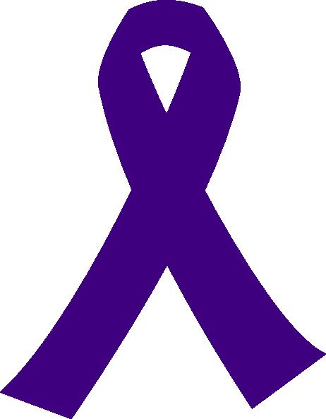 purple cancer ribbon clip art clipart panda free clipart images rh clipartpanda com cancer ribbon clipart images cancer ribbon clipart vector