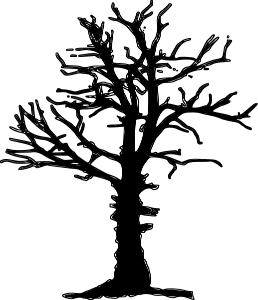 Free Clipart Dead Tree