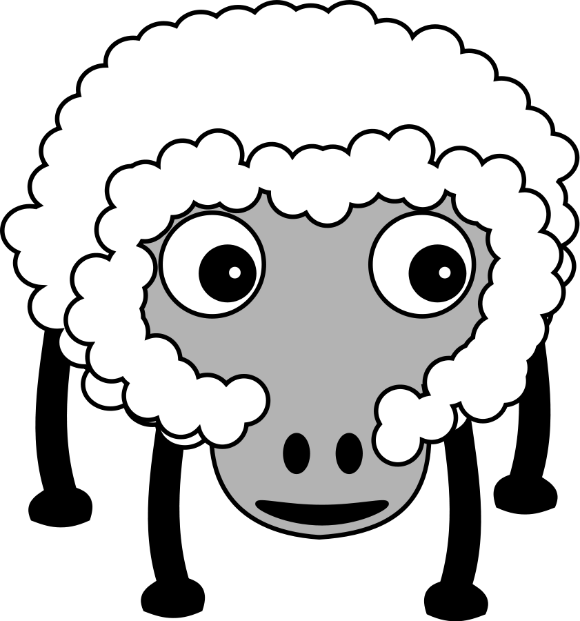 Lamb Face Clip Art | Clipart Panda - Free Clipart Images