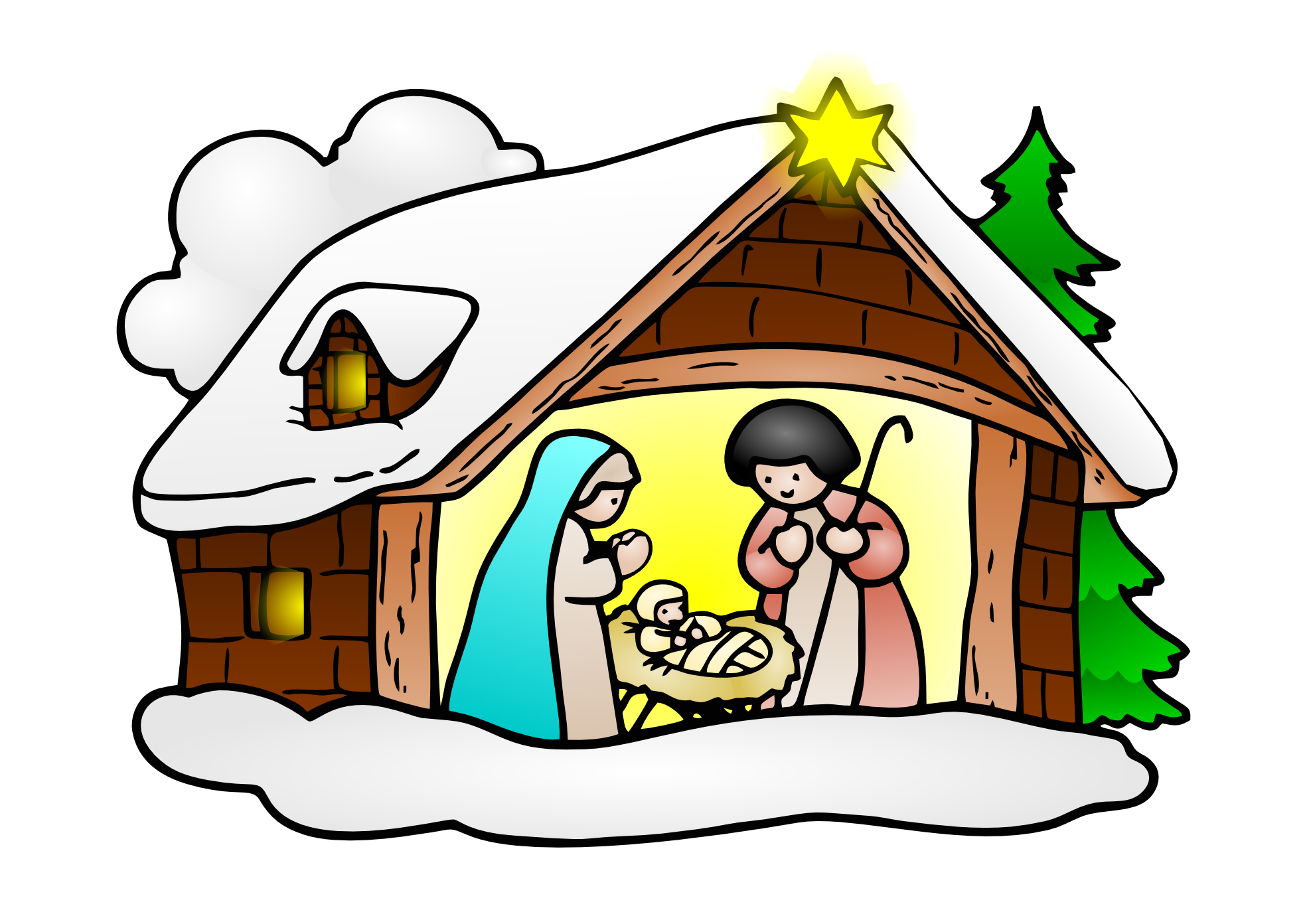 this nativity scene clip art clipart panda free clipart images rh clipartpanda com nativity clip art free printable nativity clipart lds