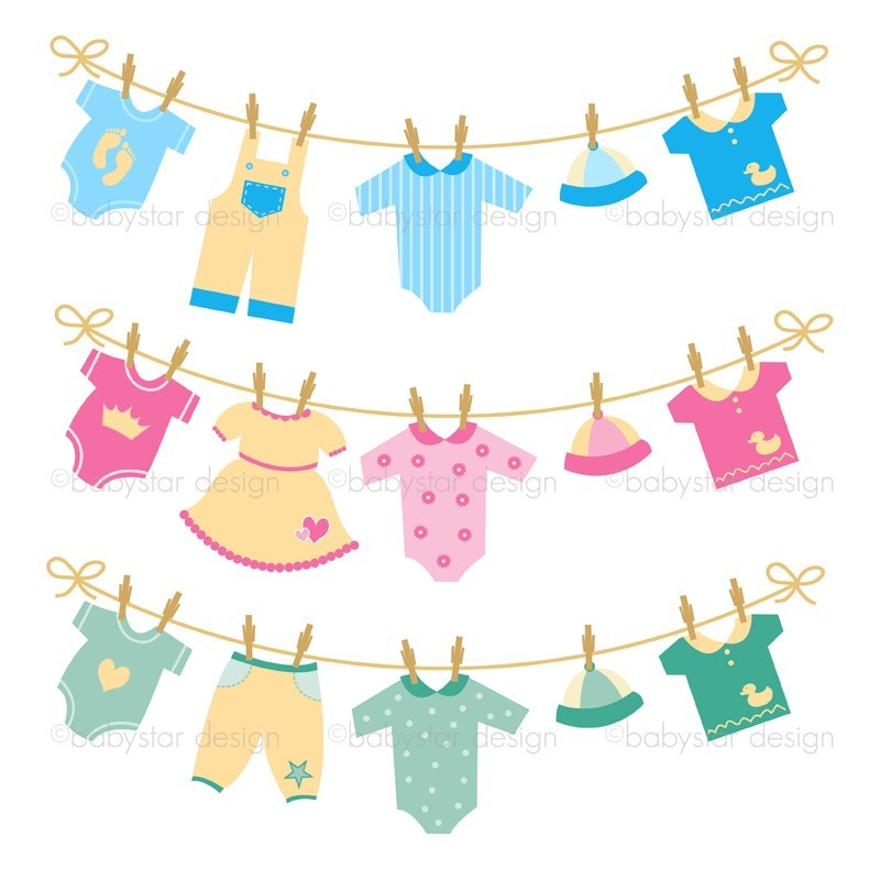 baby shower clip art baby shower clipart for free