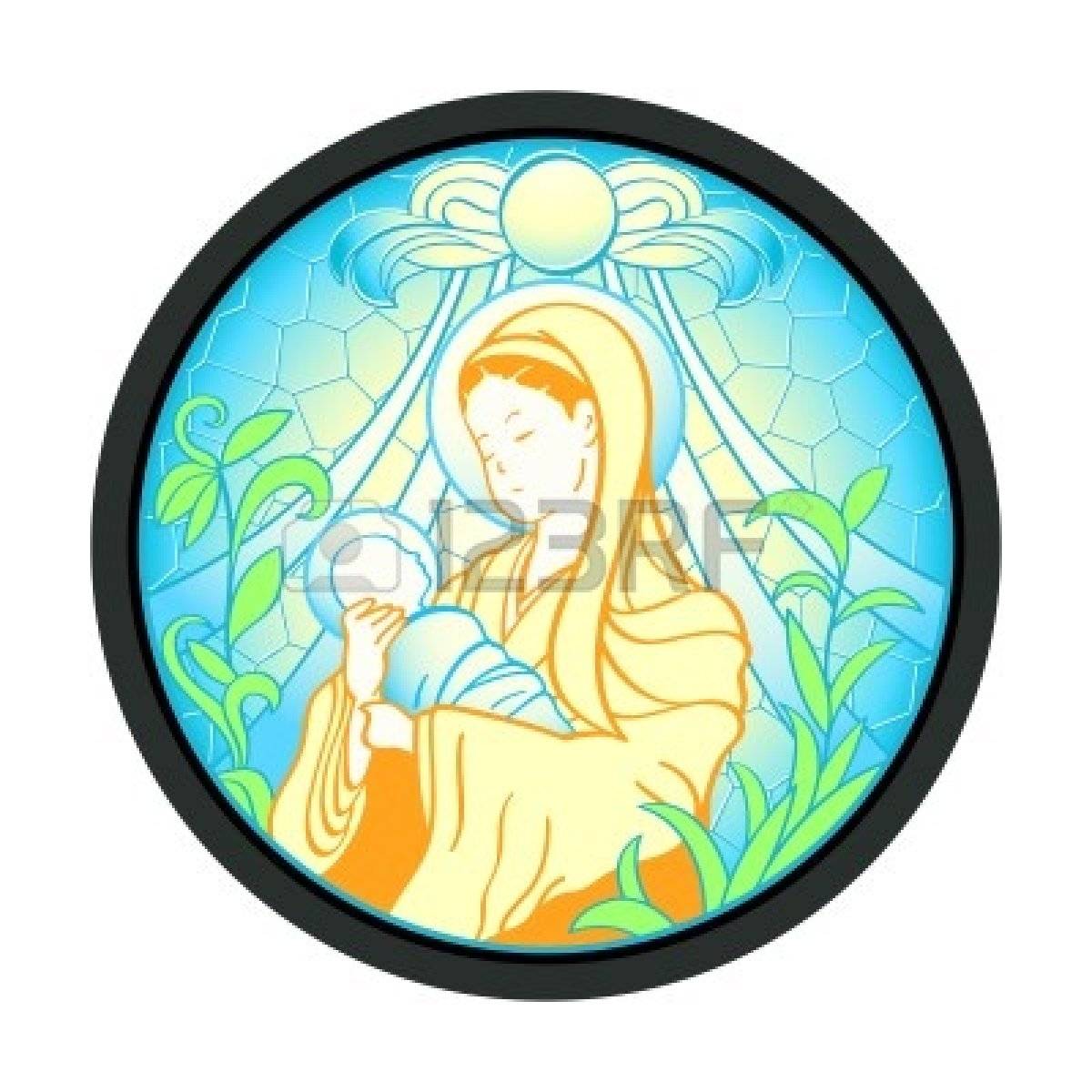 Similiar Blessed Virgin Mary Graphics Keywords