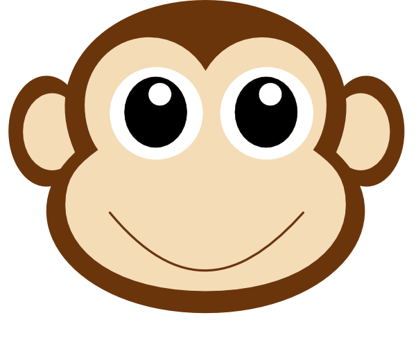 Baby Boy Monkey Clip Art | Clipart Panda - Free Clipart Images