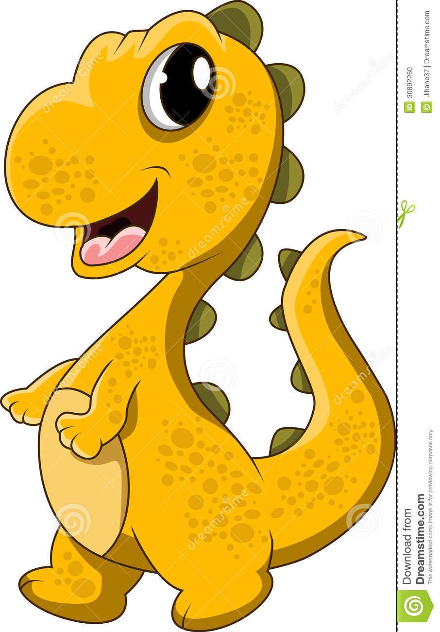 Baby Dinosaur Cartoon