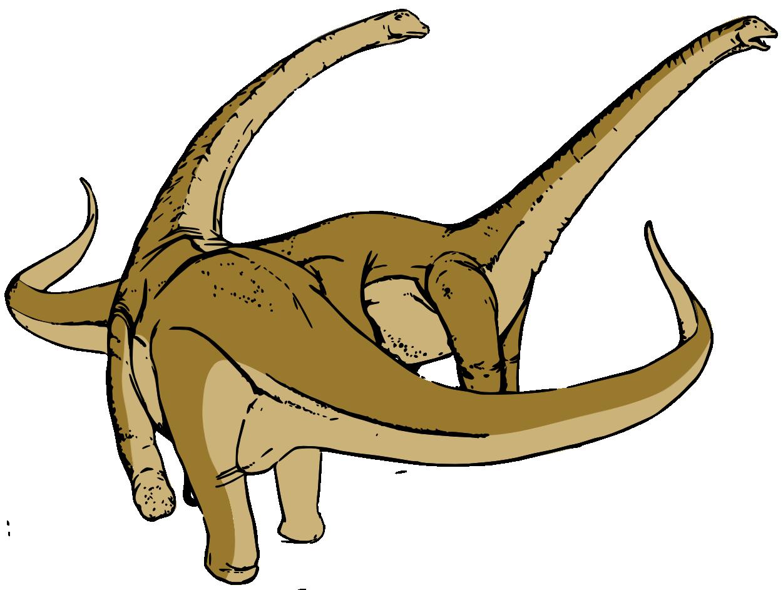 Baby dinosaur clip art black and white dinosaur alamosaurus clip art