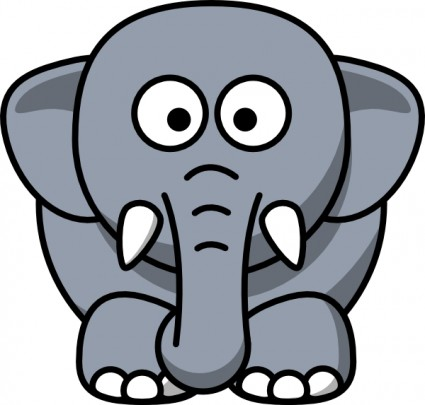 Baby Elephant Clipart | Clipart Panda - Free Clipart Images