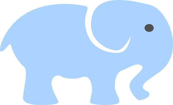 elephant clipart panda - photo #6