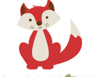 Baby forest animals clipart - photo#2