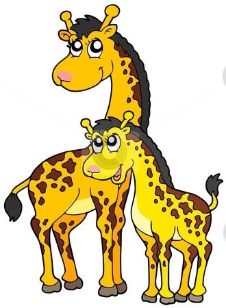 Baby Giraffe Clip Art | Clipart Panda - Free Clipart Images