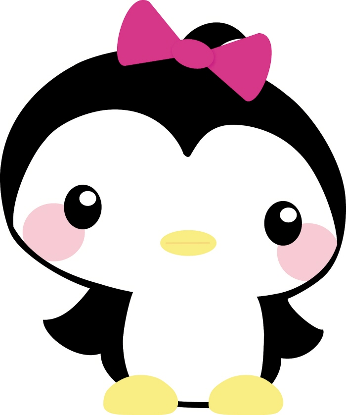 Use these free images for your websites, art projects, reports, and ...: www.clipartpanda.com/categories/baby-girl-penguin