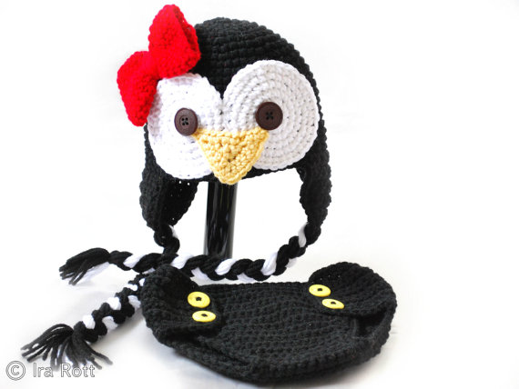 Baby Girl Penguin Clipart Panda