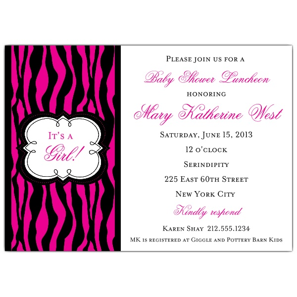 baby-minnie-mouse-invitations-baby-shower-607-75-5007bg-z Baby Shower Zebra Invitations