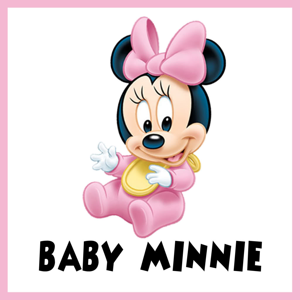 minnie maus baby