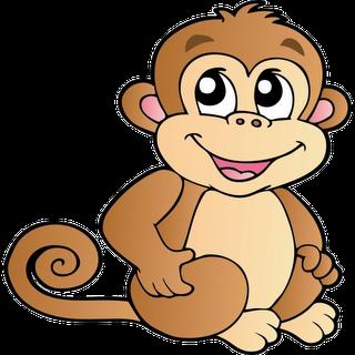 Hanging Monkey Clip Art | Clipart Panda - Free Clipart Images