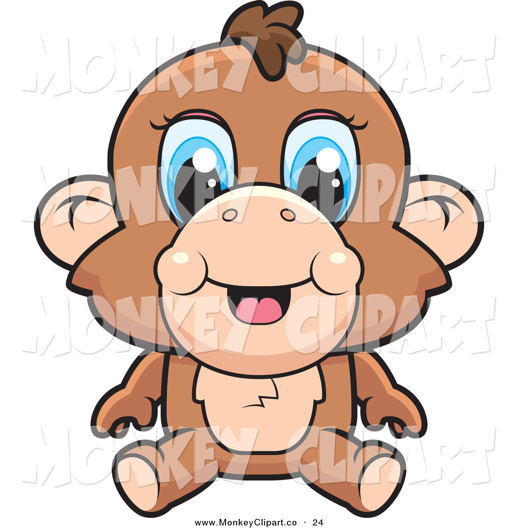clip art of a cute baby monkey clipart panda free clipart images rh clipartpanda com cute baby clipart black and white cute baby clipart png