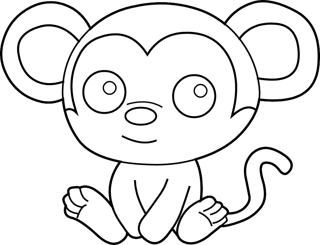 baby monkey face clip art clipart panda free clipart images