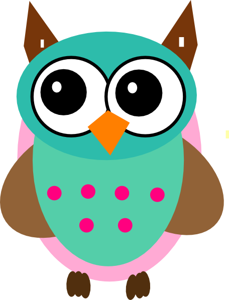 Pink Baby Owl Clipart | Clipart Panda - Free Clipart Images