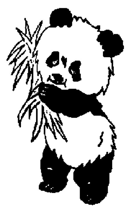 cute baby panda coloring pages clipart panda free clipart images - Panda Pictures To Color