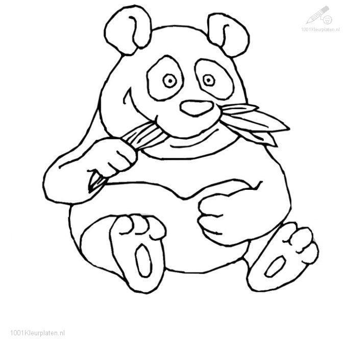 panda coloring pages clipart panda free clipart images