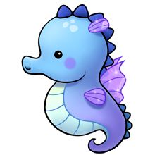 Baby Seahorse Clipart | Clipart Panda - Free Clipart Images