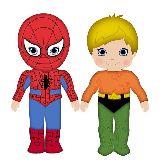 Baby Spiderman ...