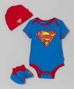 Superman Onesie Baby Clothes