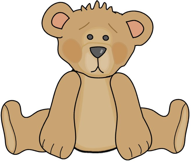 clipart kostenlos teddy - photo #31