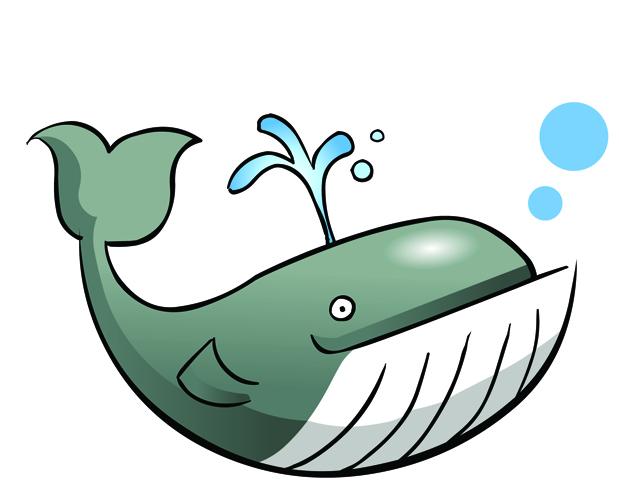 Clip Art Clip Art Whale baby whale clip art clipart panda free images