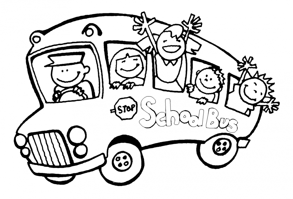 School Coloring Pages Sky Clipart Panda
