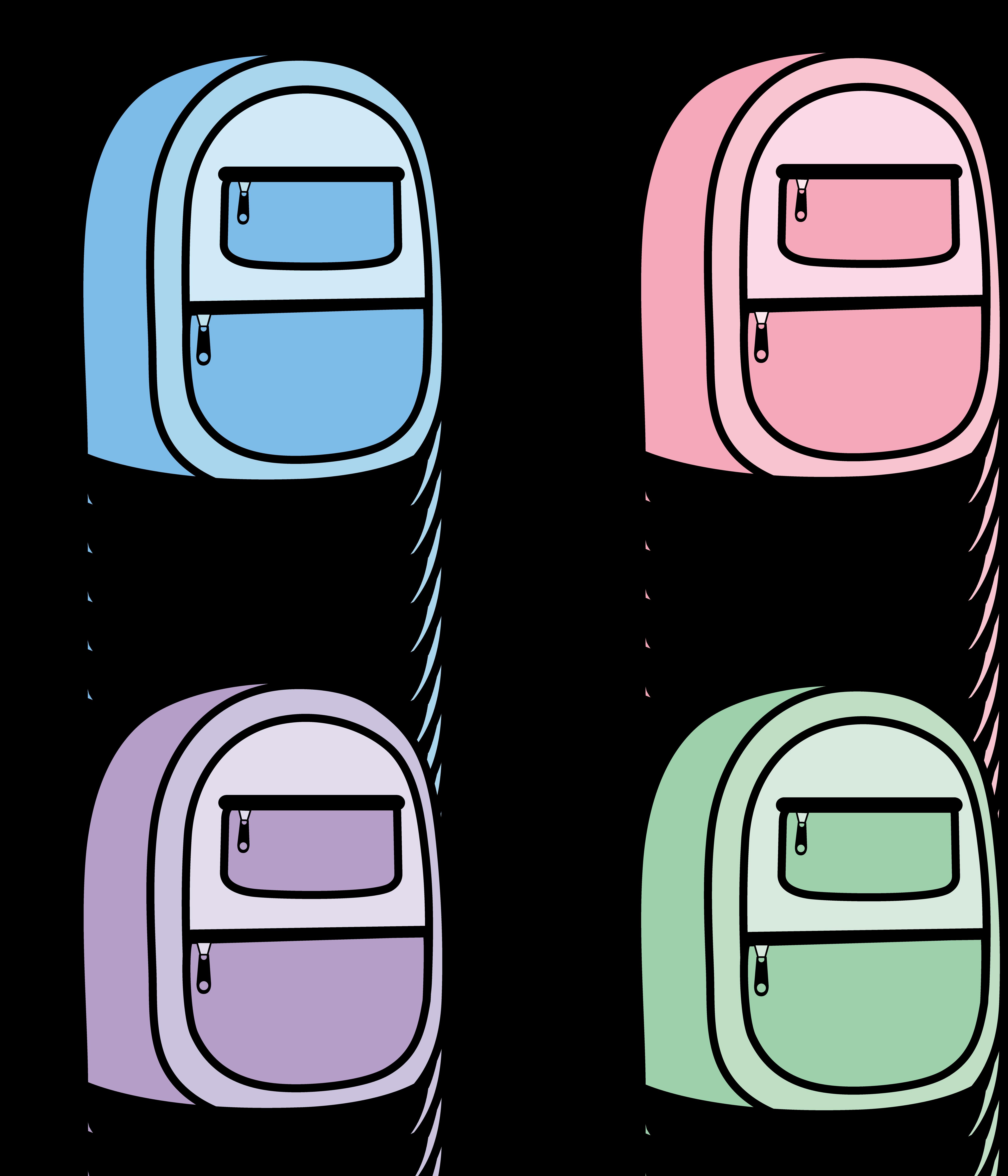 school backpack clipart clipart panda free clipart images rh clipartpanda com Backpack Outline Backpack Clip Art Printables