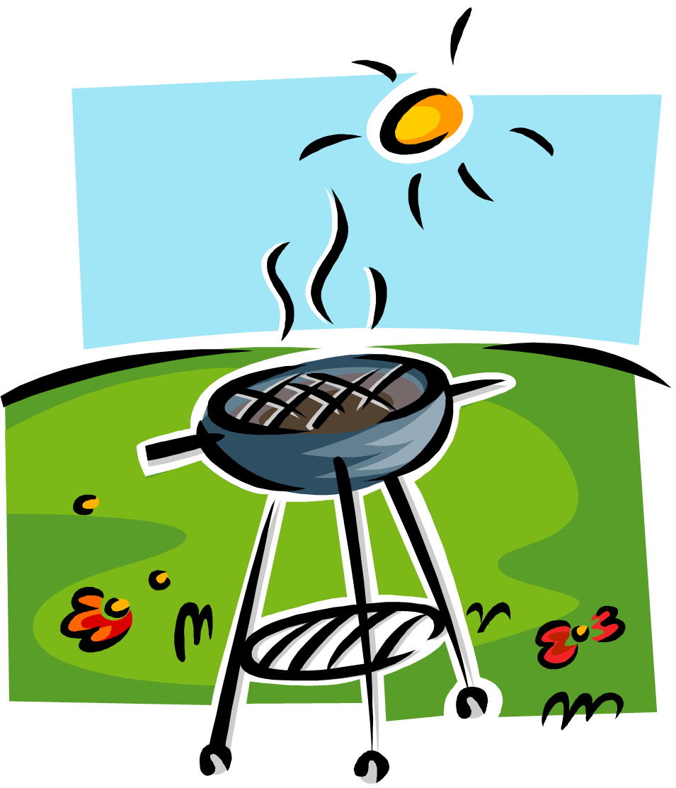 Bbq Party Clipart Clipart Panda Free Clipart Images