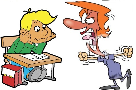 Bad Student Clipart | Clipart Panda - Free Clipart Images