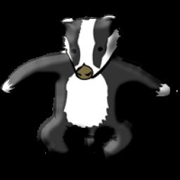Badger Badger Badger Icon