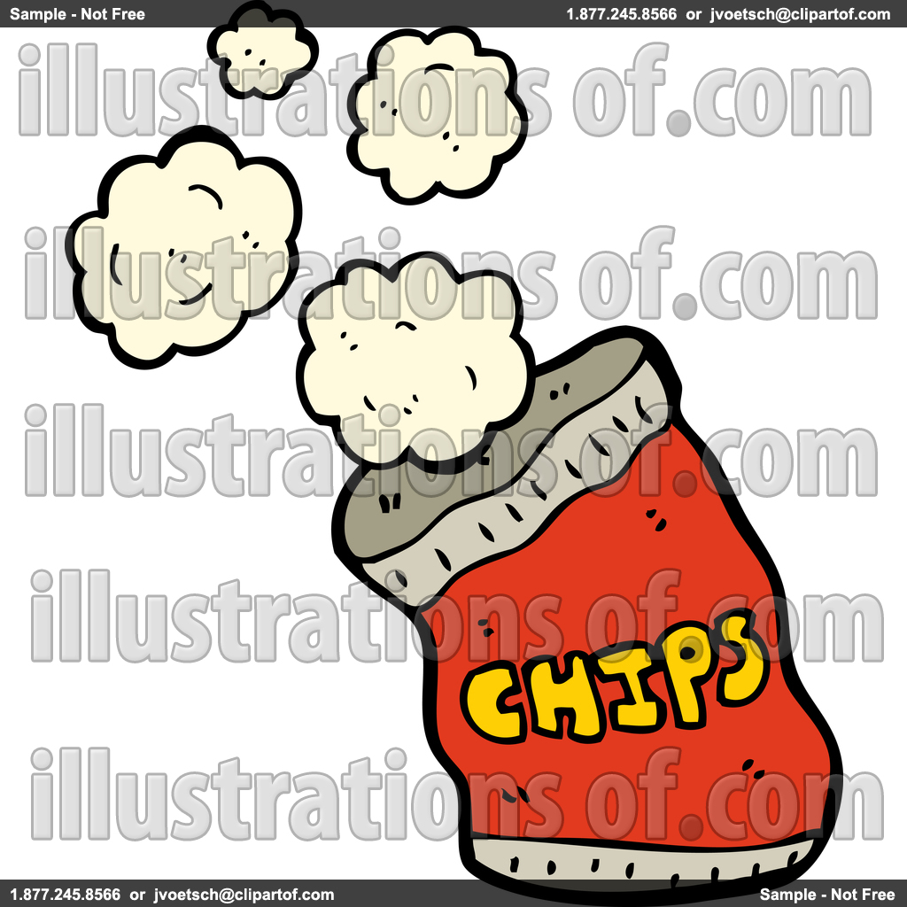 Royalty-Free (RF) Bag Of Chips | Clipart Panda - Free ...