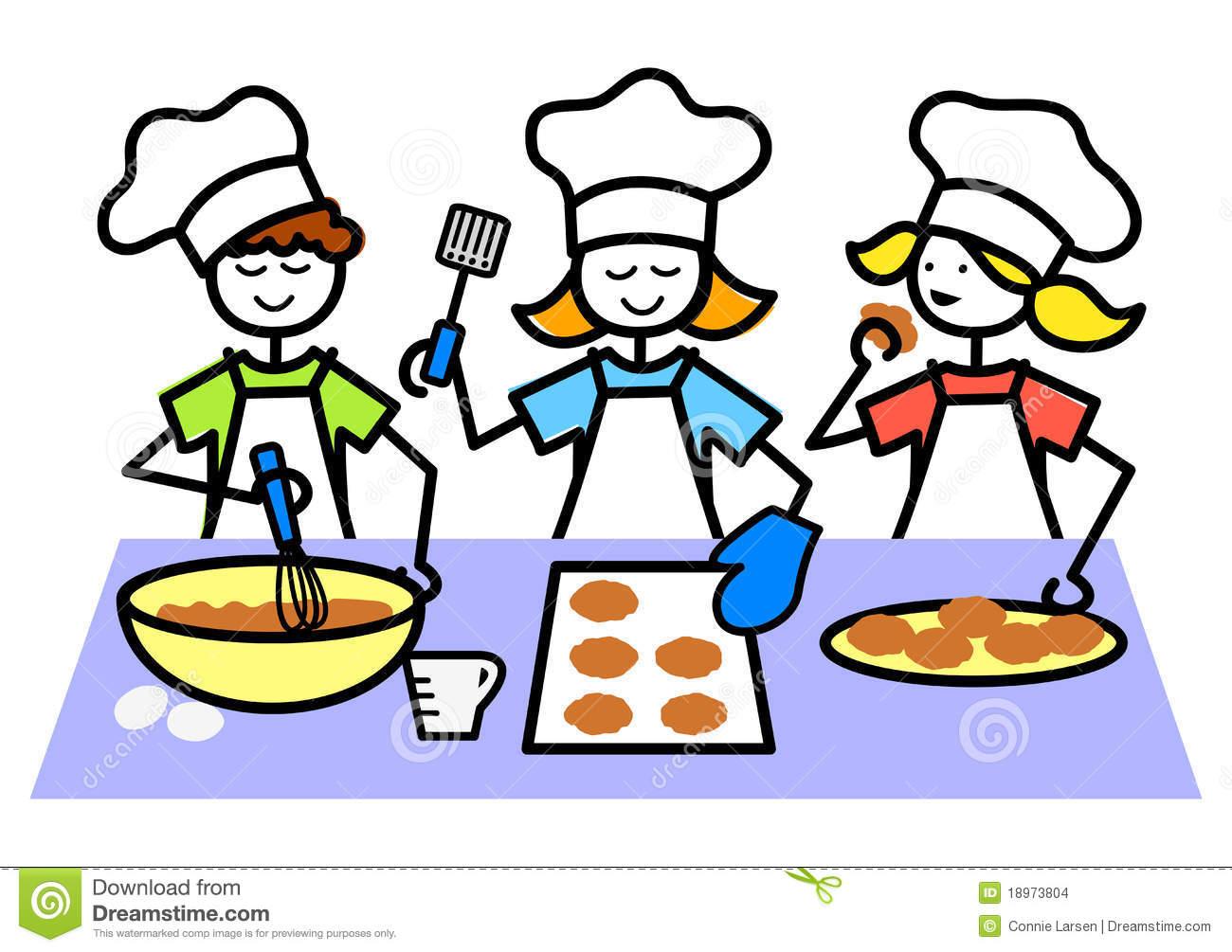 Baking Cookies Clipart | www.pixshark.com - Images ...