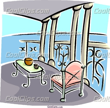 Balcony view clipart panda free clipart images for Balcony clipart